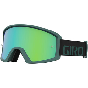 Giro Blok Lunettes De Protection Vtt, grey green/loden/clear